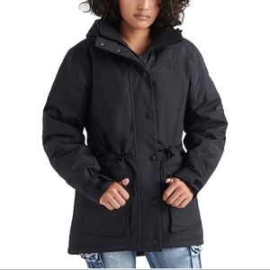North Face   Reign on 550 Fill Power Down Parka